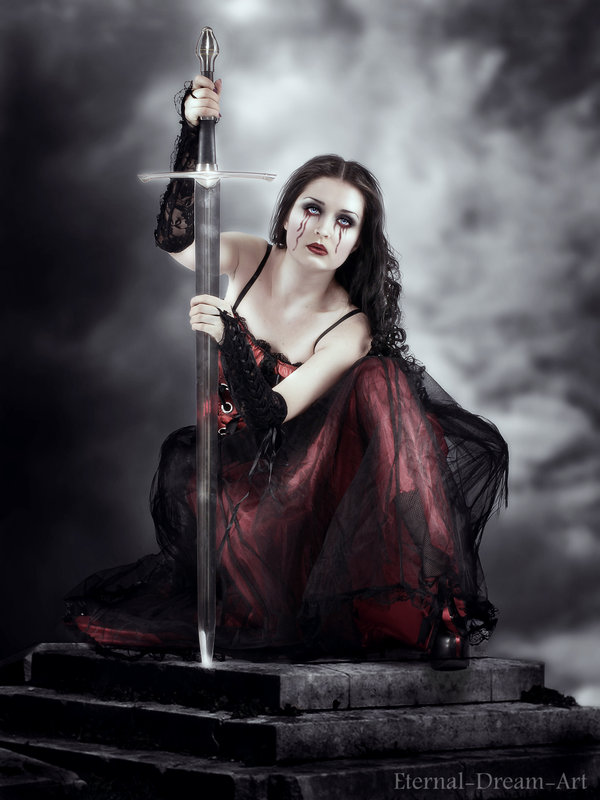 Vampire Seductress